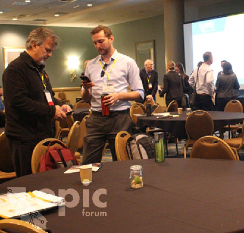 Photos from the Event EPIC Forum Gallery 6